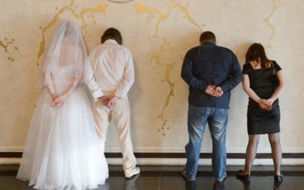 идеи свадебных фотографий