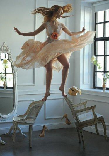 воздушные платья фото