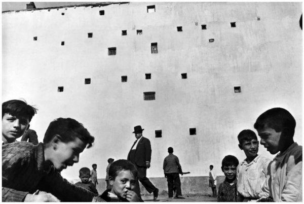 Мадрид, 1933 год. уличная мода фото
