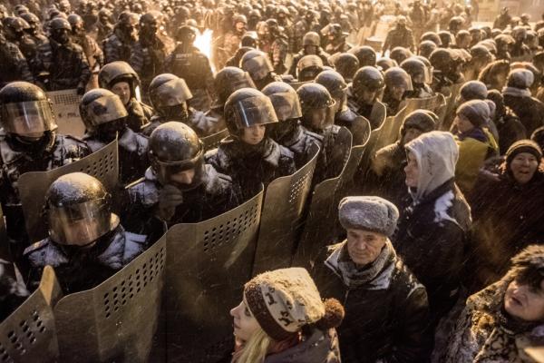 Памяти фотокорреспондента Андрея Стенина... - №1