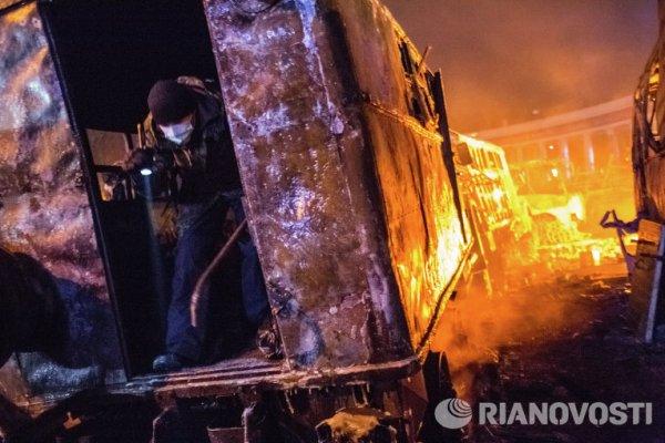 Памяти фотокорреспондента Андрея Стенина... - №15