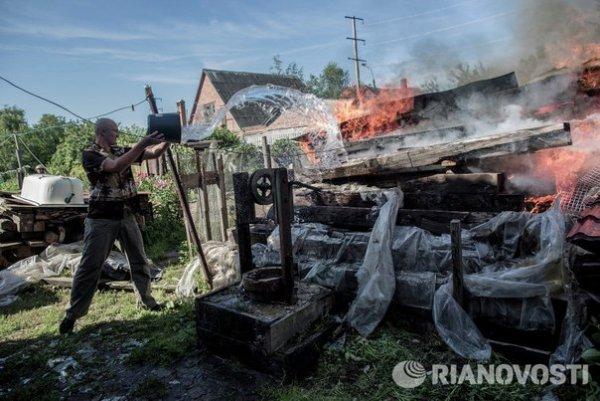 Памяти фотокорреспондента Андрея Стенина... - №36