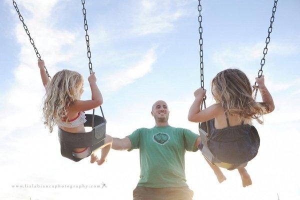 отец и дочь фото