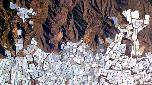 Фото со спутника