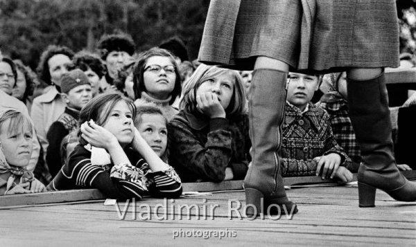 "Фотограф Владимир Ролов (рубрика ""Диалоги"") - №4"