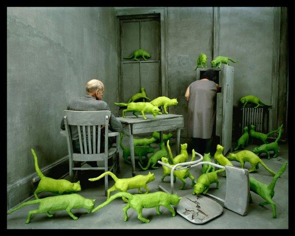 Radioactive cats, 1980