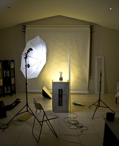 свет для предметной съемки