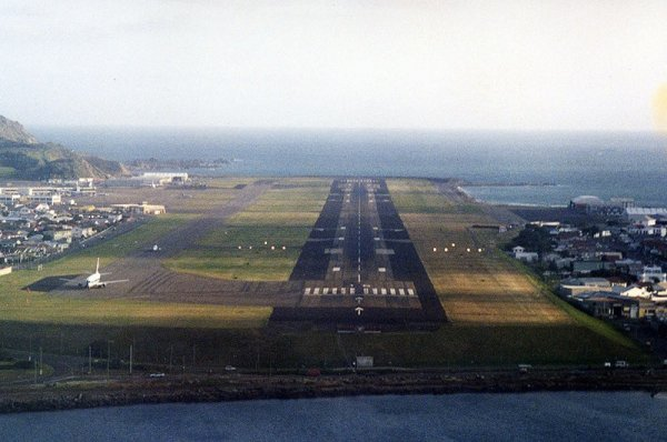 Опасный аэропорт
