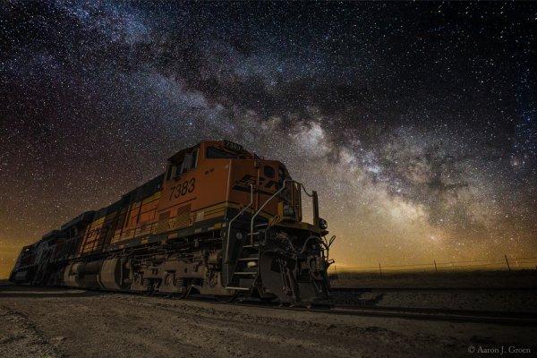 Ночное небо