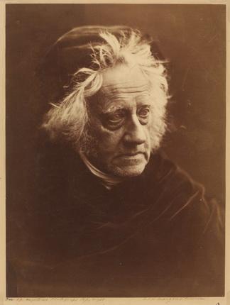 Джулия Маргарет Кэмерон. Гершель, 1867. © Victoria and Albert Museum, Лондон
