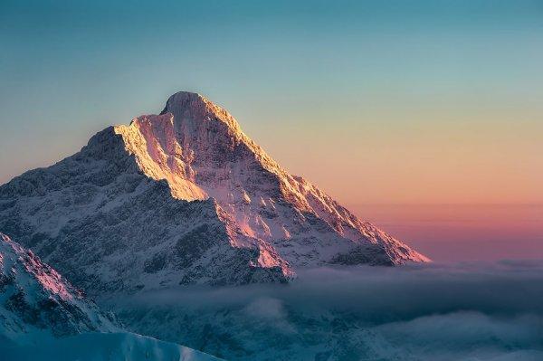 красивые пейзажи гор