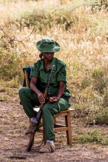 Моё путешествие по национальным паркам Танзании... - №38