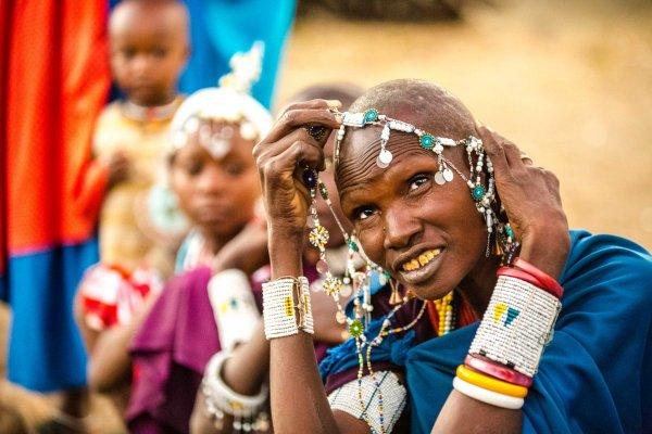 Моё путешествие по национальным паркам Танзании... - №50