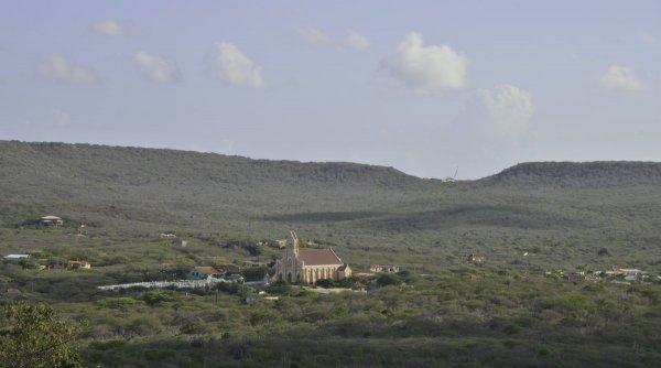 пейзаж южной части острова