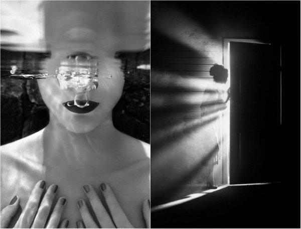 черно-белые фото работы 19