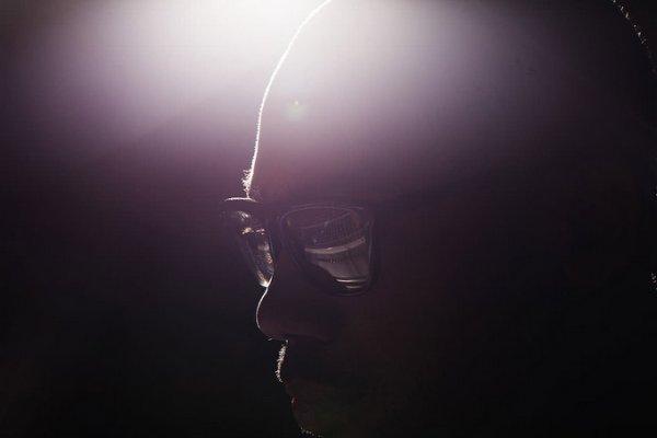 видео фотосъемка портрета
